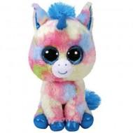 Plus TY, Unicornul Albastru, Blitz, 15 Cm
