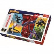 Puzzle Trefl, Spiderman, 100 piese