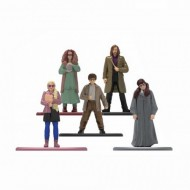 Set 5 Figurine Metalice, Harry Potter, 4 Cm, Set 3