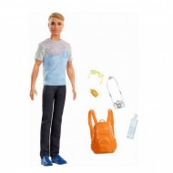 Set Calatorie Barbie, Papusa Ken