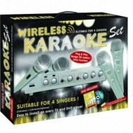 Set Karaoke Wireless