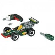 Set masina de curse cu accesorii Bosch