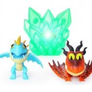 Set Mini Figurine Hookfang si Stormfly, Dragons, Cum sa iti dresezi Dragonul III