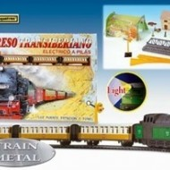 Trenulet de calatori electric Expresul Transiberian