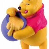 Figurina Winnie The Pooh cu vasul de miere
