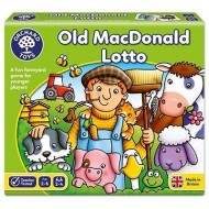 Joc educativ Loto Old Macdonald