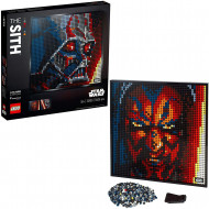 LEGO ART 2020 STAR WARS SITH 31200