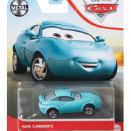 MASINUTA METALICA CARS3 PERSONAJUL KORI TURBOWITZ