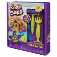 O Zi La Plaja, Kinetic Sand