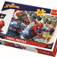 Puzzle Trefl Spiderman, 60 piese