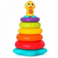 Ratusca cu inele, lumini si melodii, Hola Toys