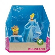 Set 2 figurine Disney Princess, Cenusareasa si Gus