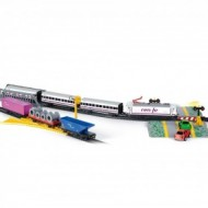 Trenulet de calatori si marfa electric
