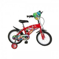 Bicicleta Mickey Mouse, 12 inch