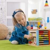 Cub Centru De Activitati Educativ Din Lemn,Trefl