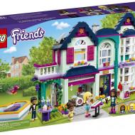 LEGO FRIENDS CASA FAMILIEI ANDREEI 41449