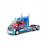 Macheta Metalica, T5 Western Star, Optimus Prime, Transformers, Scara 1:24