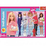 Puzzle Trefl Barbie, Poti Fi Ce Vrei, 100 Piese