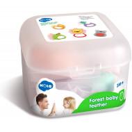 SET 5 JUCARII PENTRU DENTITIE IN CUTIE FOREST BABY