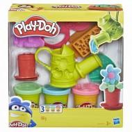 Set Plastilina Play Doh, Accesorii Gradina