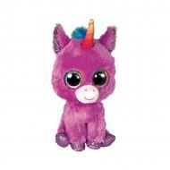 Plus TY, Rosette Unicornul Violet, 24 Cm