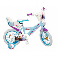 """Bicicleta 14"""" Frozen II"""