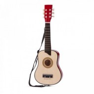 Chitara Luxe de lemn