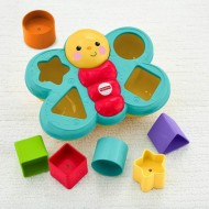 Jucarie fluturas cu activitati si cuburi, Fisher-Price
