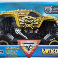 MONSTER JAM MACHETE METALICE SCARA 1 LA 24 MAXIMUM DESTRUCTION MAX-D