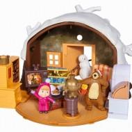 Set Casa ursului Masha si Ursul