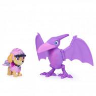Set Figurina Catelusa Skye Si Dinozaur Pterozaur