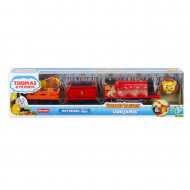 THOMAS LOCOMOTIVA MOTORIZATA SAFARI LION JAMES