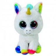 Plus TY, Unicornul Alb, Pixi, 15 Cm