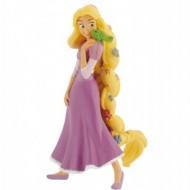 Figurina Disney Tangled, Rapunzel cu flori