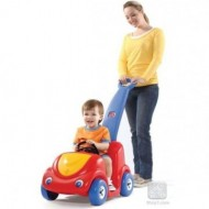 Masinuta Push Around Buggy, rosu