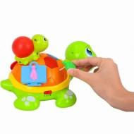 Set Broscute Testoase Interactive Cu Lumini Si Sunete, Hola Toys