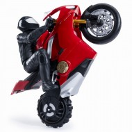 Air Hogs Motocicleta RC Ducati Upriser Pe O Roata In Viteza