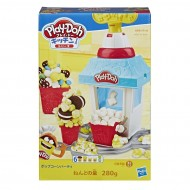 Set De Joaca Plastilina, Popcorn Party Play Doh