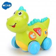 Baby Dinozaurul Interactiv, Hola Toys