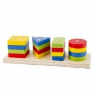 Joc de potrivire, 3 forme geometrice