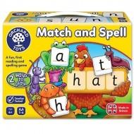 Joc educativ in limba engleza Potriveste si formeaza cuvinte