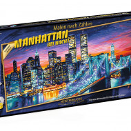 KIT PICTURA PE NUMERE SCHIPPER MANHATTAN NOAPTEA
