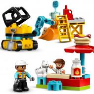 LEGO DUPLO MACARA TURN SI CONSTRUCTIE 10933
