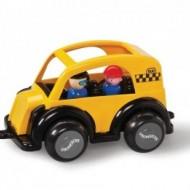 Masina Taxi cu 2 figurine Jumbo