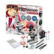 Microscop cu 30 experimente