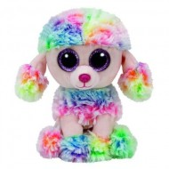 Plus TY, Catel Multicolor, Poofie, 15 Cm