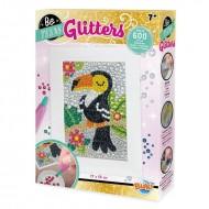 Set de Creatie Glitters, Tucan