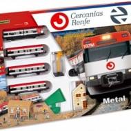 Trenulet de calatori electric Cercanias Renfe