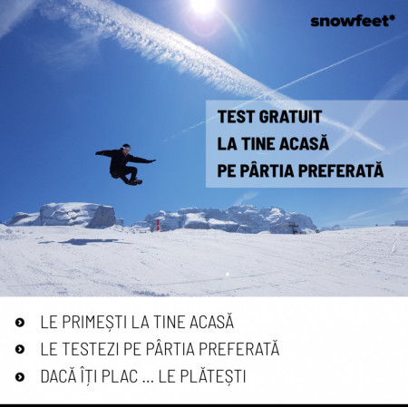 TEST GRATUIT SNOWFEET