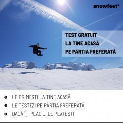 test gratuit Miniskiuri Snowfeet II
